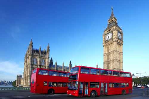 Big Ben, London England - Win Your Way to the UK Contest