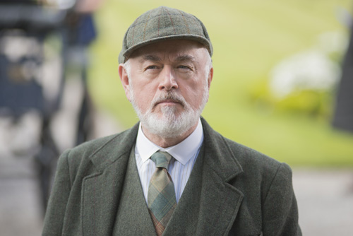 "DAS3E7: Cousin Hugh ""Shrimpy"" MacClare, Marquess of Flintshire - played by Peter Egan"