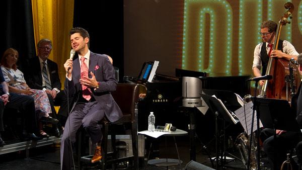 Matt Dusk, My Funny Valentine: The Chet Baker Songbook Special