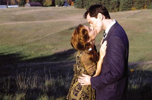 Anne of Green Gables Anne (Megan Follows) kiss