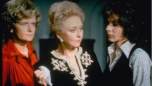 Joyce Van Patten, Celeste Holm and Jeannie Berlin star in Columbo: Old Fashioned Murder