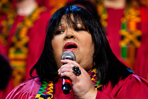 Gospel to Go: Nova Scotia Mass Choir - Soloist