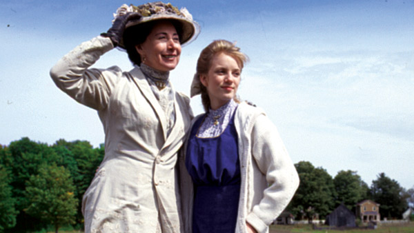 Reflections on Avonlea with Marilyn Lightstone - Marilyn Lightstone as Muriel Stacey and Sarah Polley as Sara Stanley