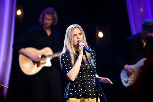 Gospel to Go: Naomi Striemer