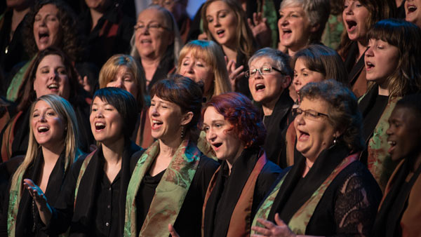 Gospel to Go: Good Noise Vancouver Gospel Choir