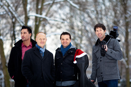 Christmas with the Piano Guys Contest - The Piano Guys