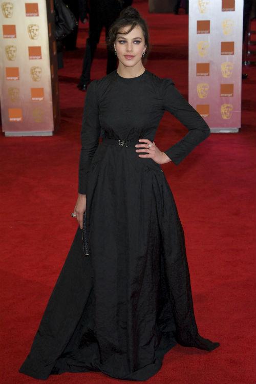 Downton Abbey Catch Up: Jessica Brown Findlay Photo: ©ZUMAPRESS.com/Keystone Press