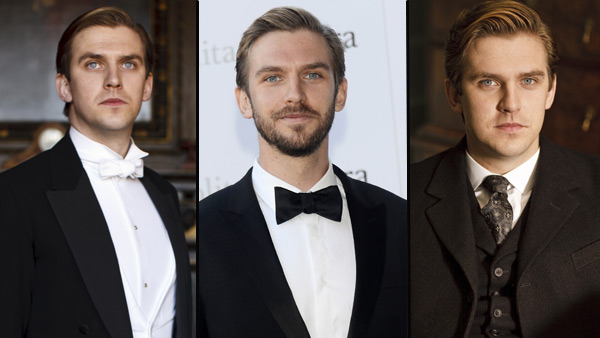 Downton Abbey Catch Up: Dan Stevens