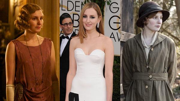 Downton Abbey Catch Up: Laura Carmichael