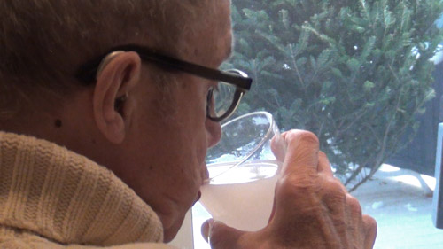 The Trouble With Dying: Drinking dissolved barbiturates