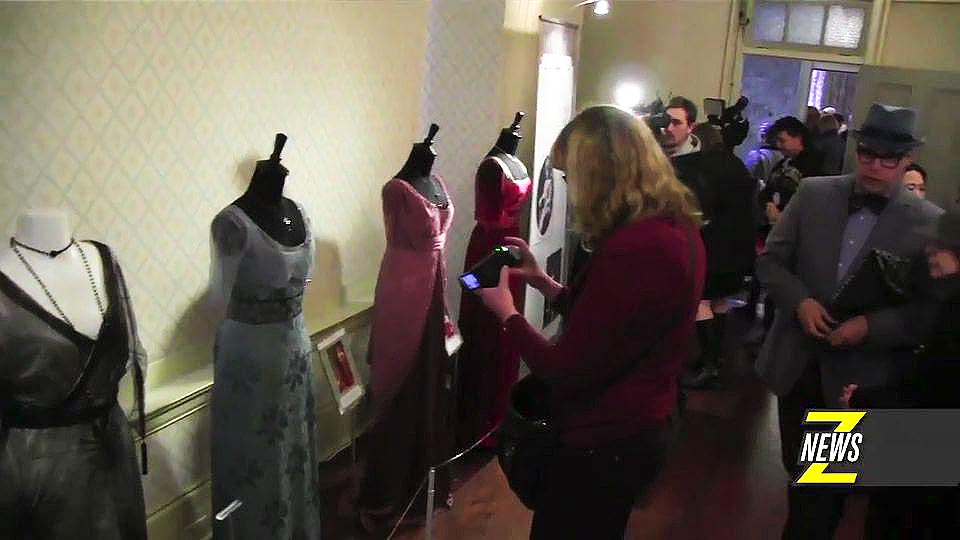 ZNews: Dressing For Downton - March 14, 2014