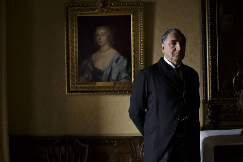 Downton Abbey Cast S4: Mr. Carson (JIM CARTER)
