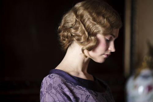 Downton Abbey Cast S4: Lady Rose MacClare (LILY JAMES)