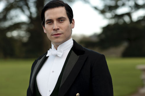 Downton Abbey Cast S4: Thomas Barrow (ROB JAMES-COLLIER)