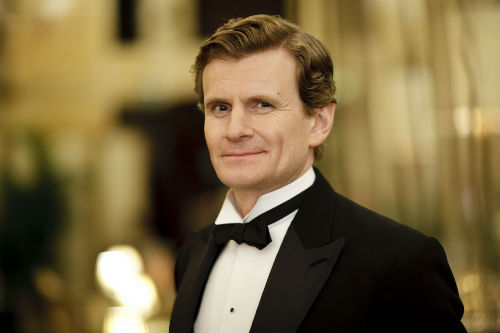 Downton Abbey Cast S4: Michael Gregson (CHARLES EDWARDS)