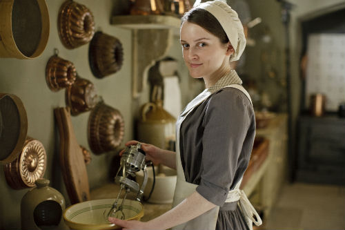 Downton Abbey Cast S4: Daisy Mason (Sophie McShera)