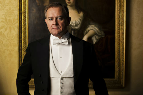 Downton Abbey Cast S4: Robert Crawley, Lord Grantham (HUGH BONNEVILLE)