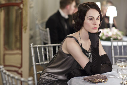 Downton Abbey Cast S4: Lady Mary Crawley (MICHELLE DOCKERY)