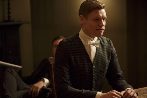 Downton Abbey S4E1: Alfred Nugent (MATT MILNE)