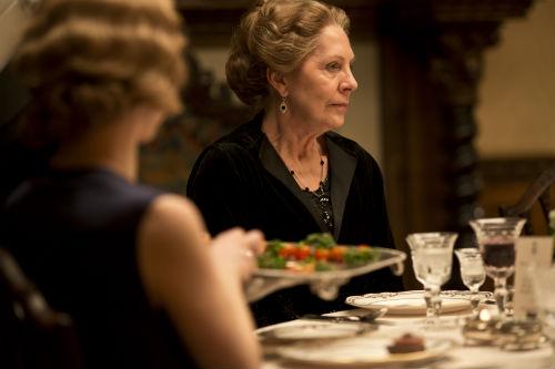Downton Abbey S4E2: Lady Mary Crawley (MICHELLE DOCKERY)