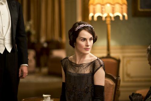 Downton Abbey S4E3: Lady Mary Crawley (MICHELLE DOCKERY)
