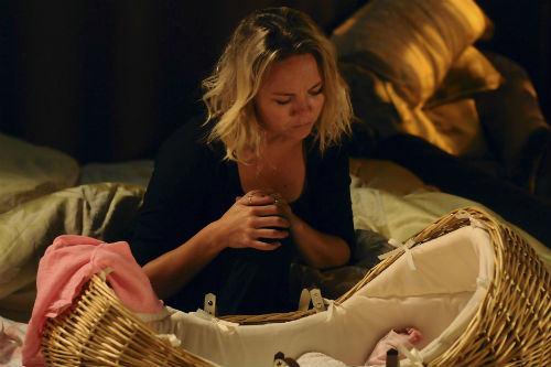 EastEnders Weekender June 27: Janine Moon (CHARLIE BROOKS) Photo: Kieron McCarron ©BBC 2012