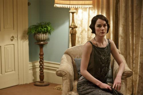 Downton Abbey S4E5: Mary Crawley (MICHELLE DOCKERY)