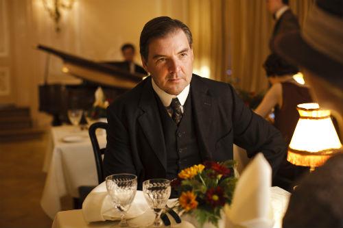 Downton Abbey S4E5: John Bates (BRENDAN COYLE)