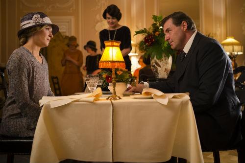 Downton Abbey S4E5: Anna Bates (JOANNE FROGGATT), John Bates (BRENDAN COYLE)