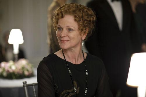 Downton Abbey S4E3: Rosamund Painswick (SAMANTHA BOND)