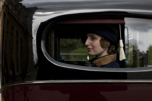 Downton Abbey S4E3: Edith Crawley (LAURA CARMICHAEL)