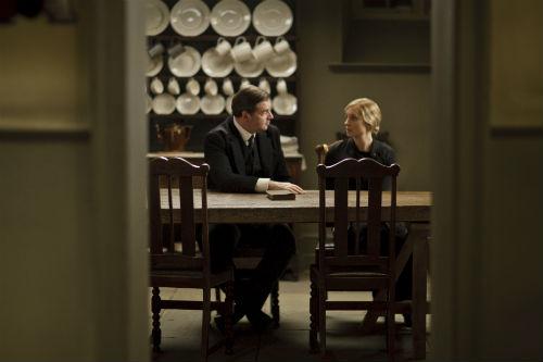 Downton Abbey Recap S4E4: John Bates (BRENDAN COYLE), Anna Bates (JOANNE FROGGATT)