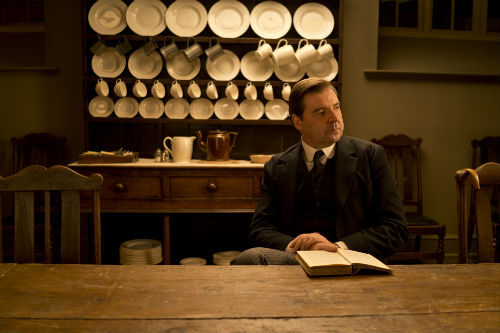 Downton Abbey S4E4: John Bates (BRENDAN COYLE)