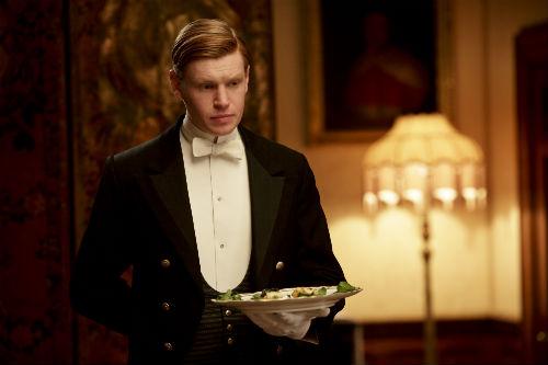 Downton Abbey S4E4: Alfred Nugent (MATT MILNE)
