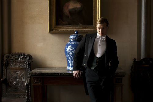 Downton Abbey S4E4: Jimmy Kent (ED SPELEERS)