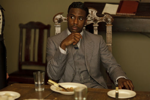Downton Abbey S4E5: Jack Ross (GARY CARR)