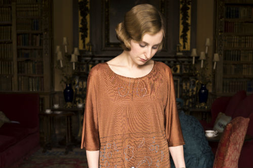 Downton Abbey Recap S4E4: Edith Crawley (LAURA CARMICHAEL)