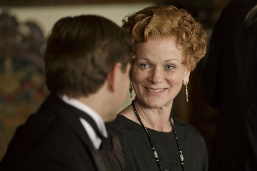 Downton Abbey S4: Rosamund Painswick