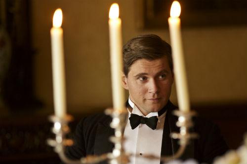 Downton Abbey S4: Tom Branson (ALLEN LEECH)
