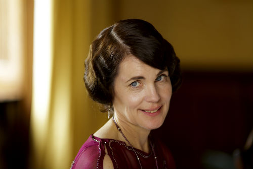 Downton Abbey S4: Cora Crawley (ELIZABETH MCGOVERN)