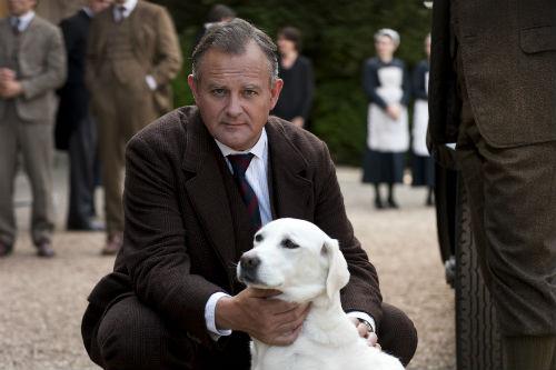 Downton Abbey S4: Robert Crawley (HUGH BONNEVILLE), Isis