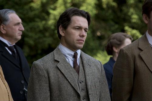 Downton Abbey S4: Charles Blake (JULIAN OVENDEN)