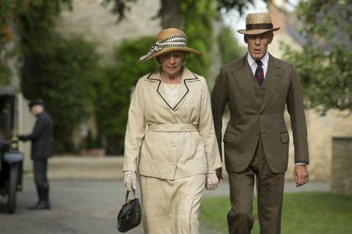 Downton Abbey S4: Isobel Crawley (PENELOPE WILTON)