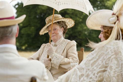 Downton Abbey S4: Violet Crawley (MAGGIE SMITH)