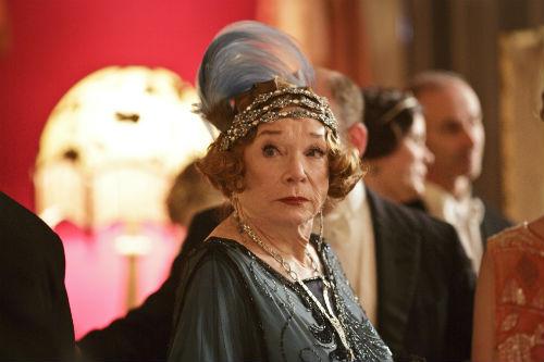Downton Abbey S4: Martha Levinson (SHIRLEY MACLAINE)