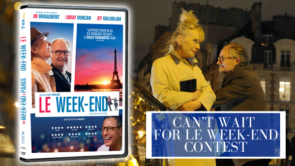 Can't Wait for Le Week-end Contest