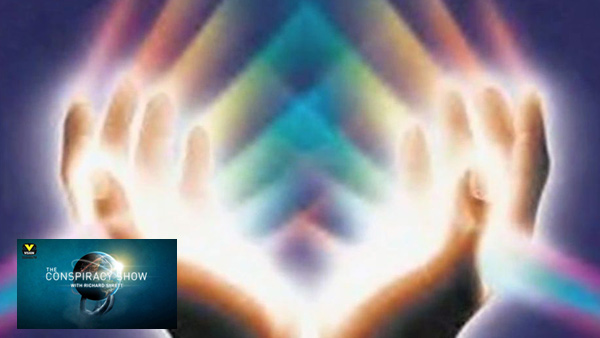 The Conspiracy Show with Richard Syrett S3E2 - Energy Healing