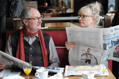 """Can't Wait For Le Week-end Contest: Jim Broadbent and Lindsay Duncan star in """"Le Week-end"""""""