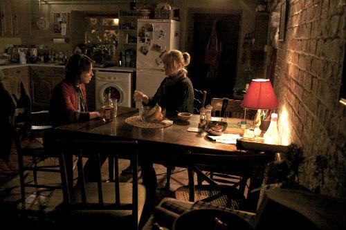 Last Tango Look Back S1E4: Gillian (NICOLA WALKER), Caroline (SARAH LANCASHIRE) Photo: Mick Pantaleo © Antony & Cleopatra Series Ltd. 2012