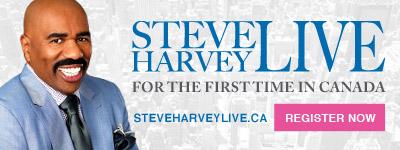 Steve Harvey Live in Canada